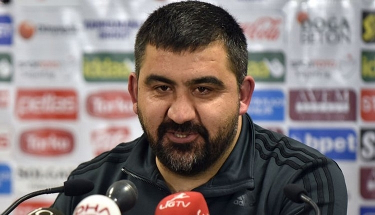Eskişehirspor ile Ümit Özat anlaşamadı