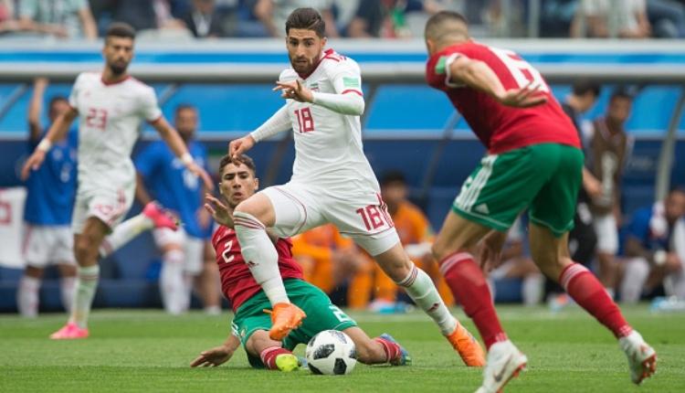 Fas-İran maçının öyküsü! Çakır'dan çifte galibiyet
