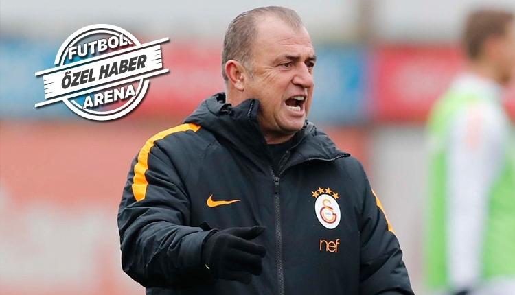 GS Transfer: Fatih Terim'den transfer mesajı: