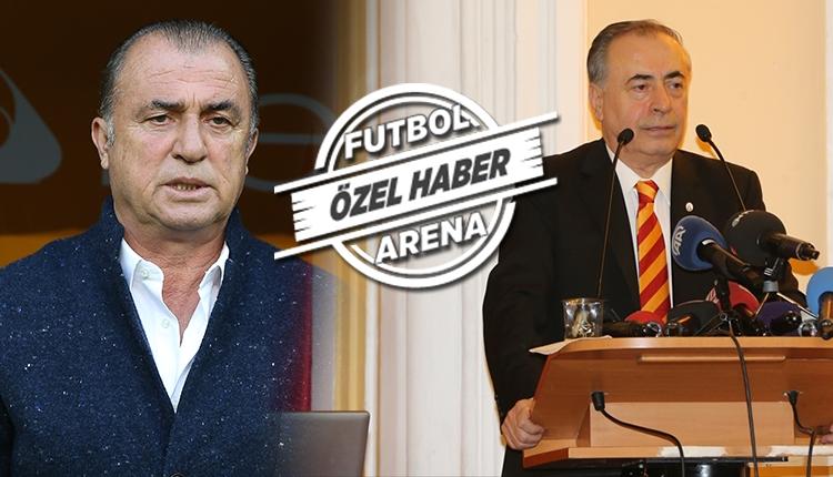 Fatih Terim'in yönetimden transfer talebi