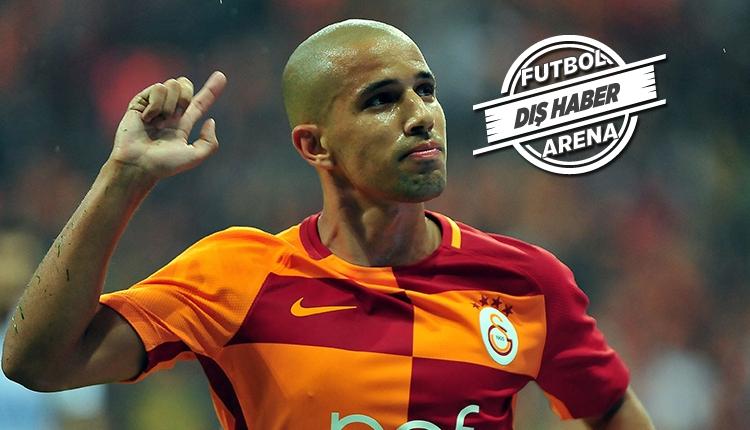 GS Haber: Feghouli Galatasaray'dan ayrılacak mı? Açıkladı