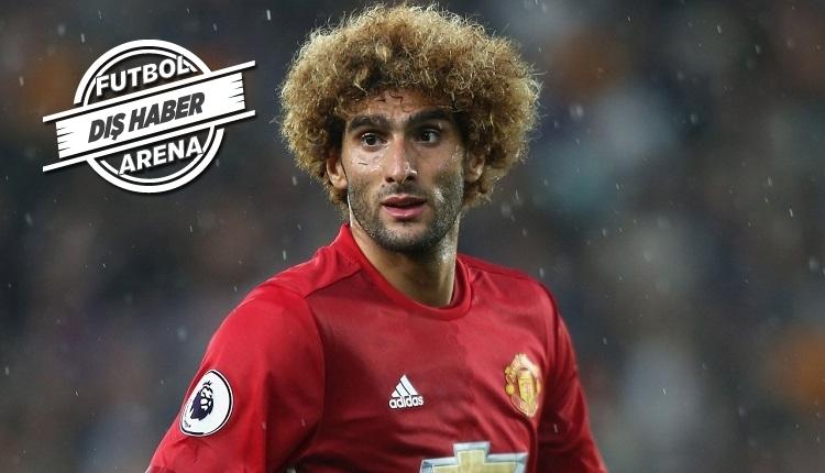 Fellaini Manchester United'dan ayrılıyor mu? Son dakika