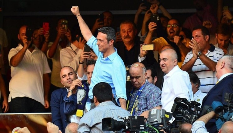 Fenerbahçe Başkanı Ali Koç'un mazbata töreni ne zaman?