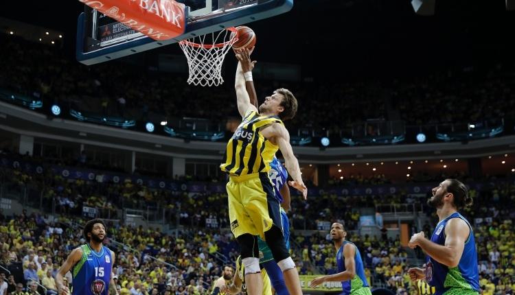 Fenerbahçe Doğuş Şampiyon! (Fenerbahçe Doğuş  94 -64 Tofaş)