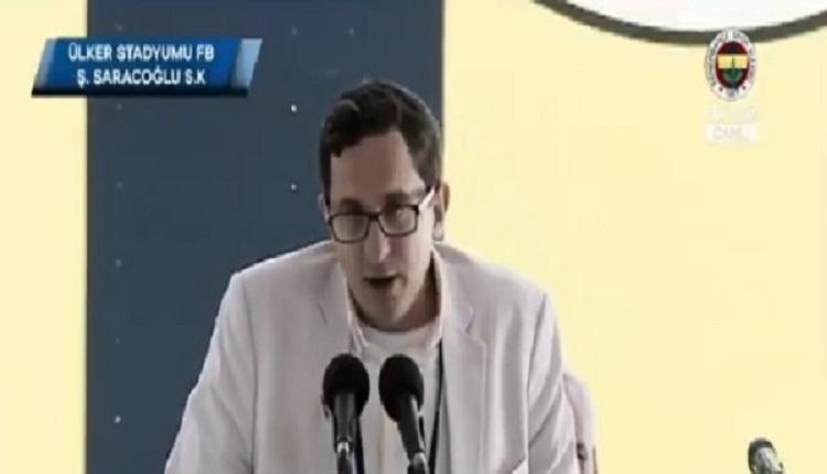 Fenerbahçe kongresinde konuşan Hasan Doğan kimdir? Hasan Doğan nereli? Hasan Doğan ne iş yapıyor?
