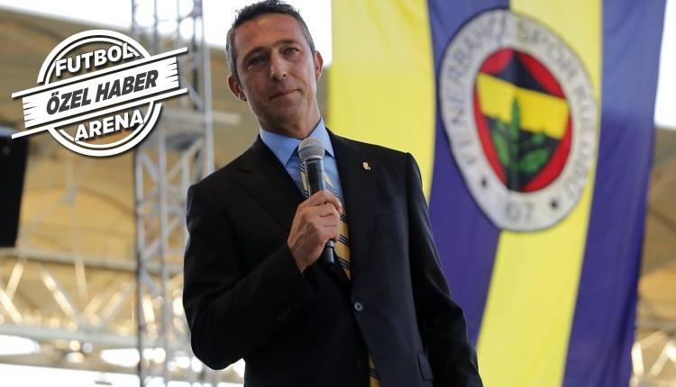 Fenerbahçe'de Ali Koç, UEFA ile görüşecek