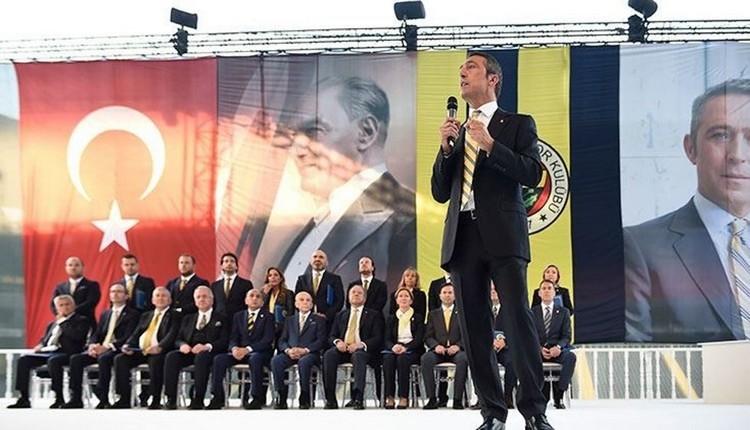Fenerbahçe'de Ali Koç yönetimine büyük şok!