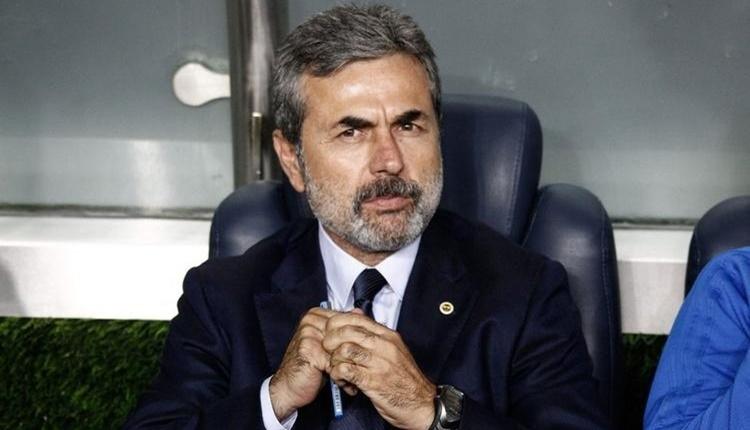 Fenerbahçe'de Aykut Kocaman dönemi sona erdi iddiası