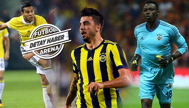 FB Transfer: Fenerbahçe'de kimler gönderilecek?