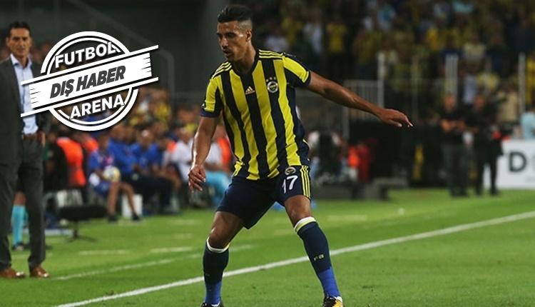 Fenerbahçe'de Nabil Dirar'a Dünya Kupası şoku