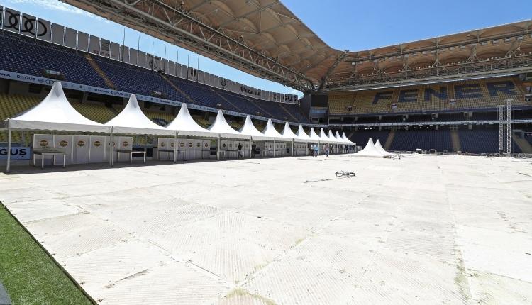 FB Haber: Fenerbahçe'de Ülker Stadı seçime hazır