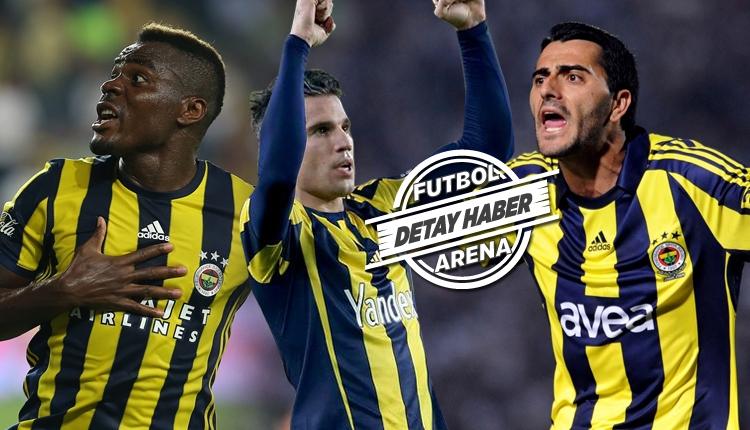 Fenerbahçe'den santrforlara tam 82.6 milyon euro!