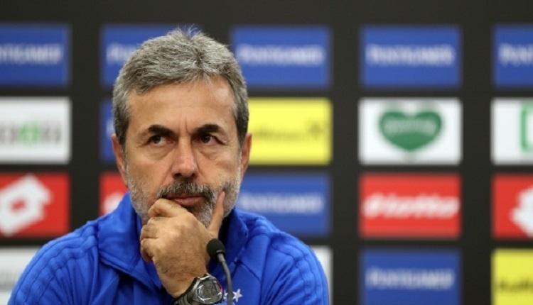 Fenerbahçeli yönetici Erol Bilecik, Aykut Kocaman'ı gönderebilirsiniz yorumunu beğendi