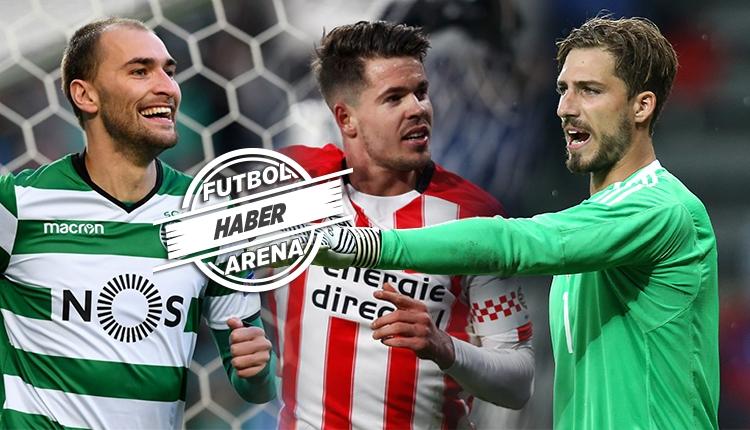 FB Transfer: Fenerbahçe Transfer Haberleri: Kevin Trapp, Bas Dost, Van Ginkel (17 Haziran 2018)