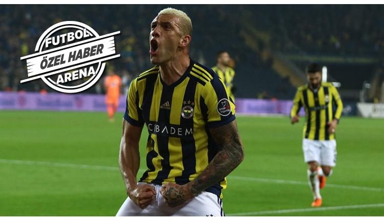 Fernandao'nun Al Wehda'ya transferinde bonservis bedeli (Fenerbahçe Transfer)