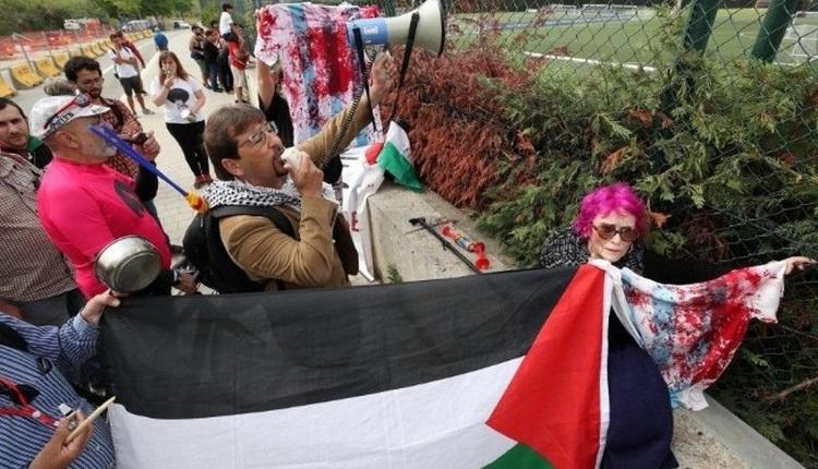 Filistin'den Arjantin'e İsrail tepkisi! 'Artık sizin formanız kanlı'