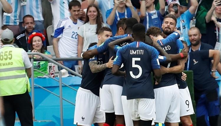 Fransa 4-3 Arjantin maç özeti ve golleri (İZLE)