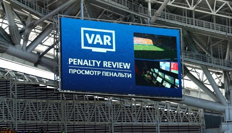 Fransa-Avustralya maçında VAR ilk defa uygulandı (Fransa Avustralya VAR penaltı kararı İZLE)