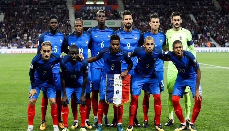 Fransa'nın Dünya Kupası primleri belli oldu