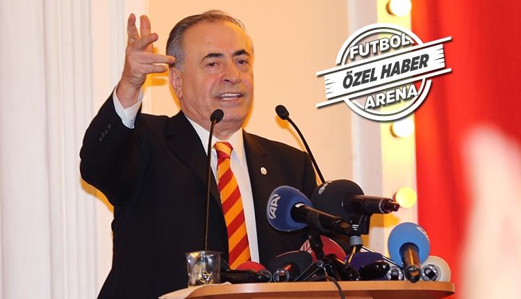 Galatasaray Başkanı Mustafa Cengiz'den prim yaptırımı!