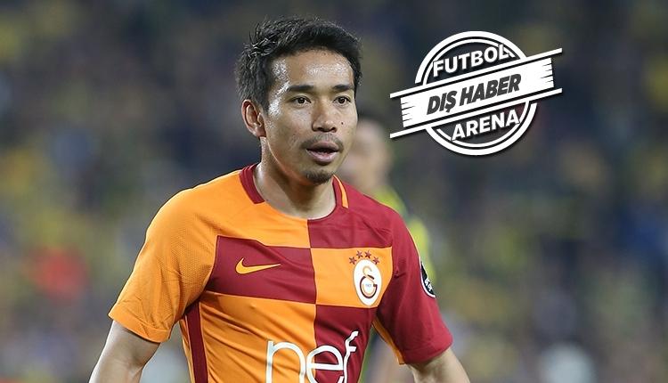 Galatasaray, Nagatomo transferini bitirdi