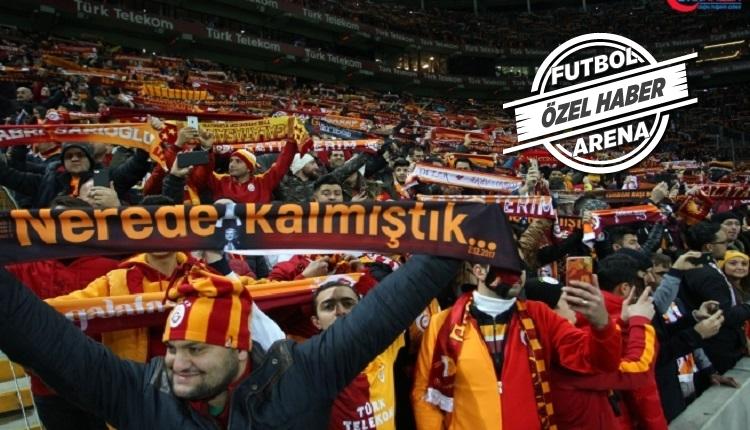 Galatasaray taraftarlarından kombine yenileme kampanyasına büyük ilgi