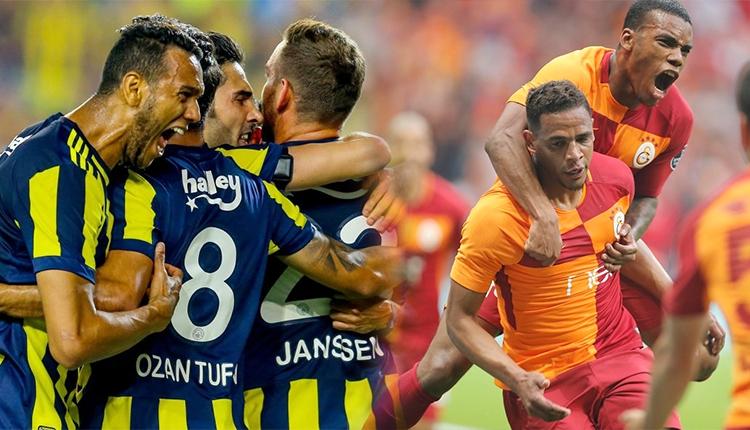 Galatasaray ve Fenerbahçe sosyal medyada en iyiler arasında