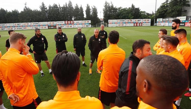 GS Haberleri: Galatasaray, yeni sezon hazırlıklarına başladı