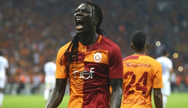 Galatasaray yönetiminden Bafetimbi Gomis'in menajerine rest