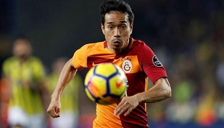 Galatasaray, Yuto Nagatomo için UEFA'yı bekliyor