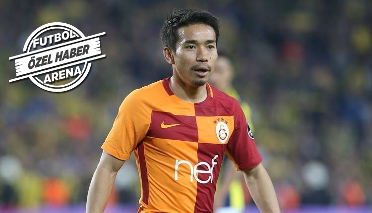 Galatasaray'dan Nagatomo'ya Mariano tarifesi