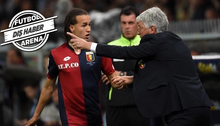 Galatasaray'da Diego Laxalt için yeni transfer teklifi