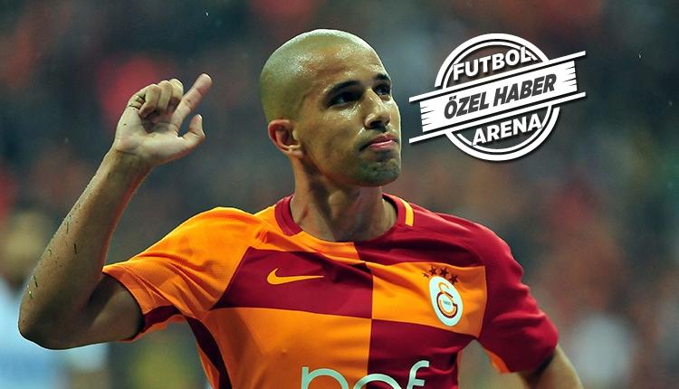 GS Transfer: Galatasaray'da Fatih Terim'in Sofiane Feghouli planı