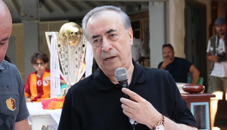 Galatasaray'da Mustafa Cengiz'den müjde! 78 milyon Euro