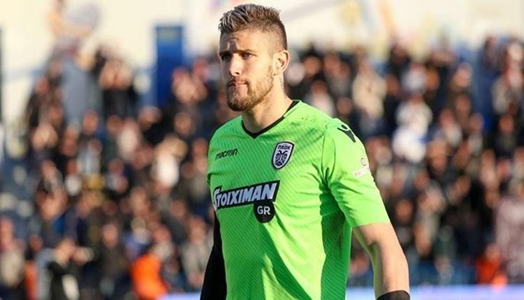 GS Transfer: Galatasaray'da kaleye Alexandros Paschalakis iddiası