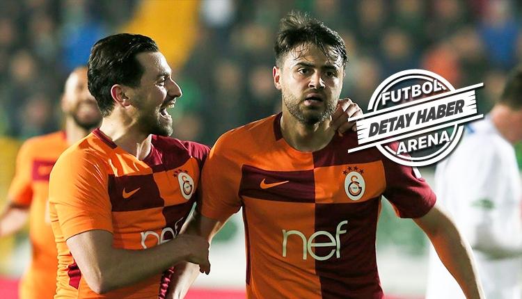Galatasaray'dan bu yaz ayrılacak futbolcular