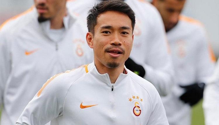 Galatasaray'dan flaş Nagatomo açıklaması: 'Henüz anlaşmadık'