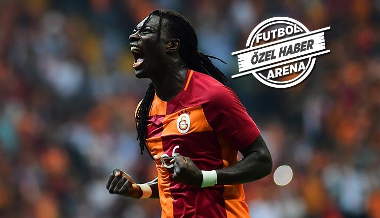 Galatasaray'dan Gomis'in menajerine talimat