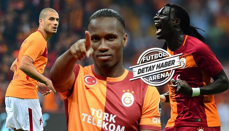 Galatasaray'dan son 5 yılda golcülere servet