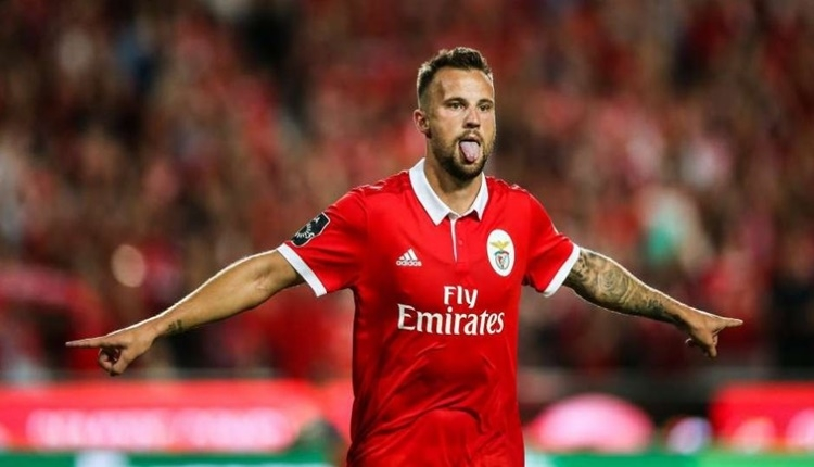 GS Transfer: Galatasaray'dan transferde Seferovic seferi!