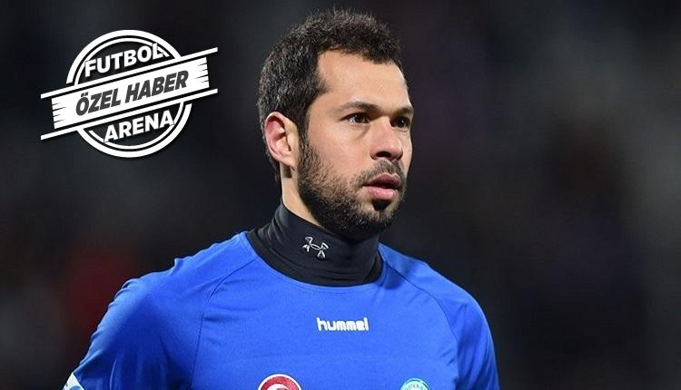 Galatasaray'ın Serkan Kırıntılı transferinde resmi açıklama