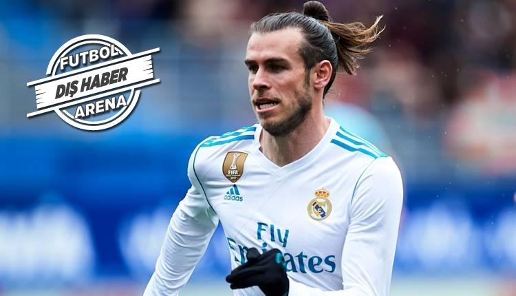 Gareth Bale, Real Madrid'te kalıyor