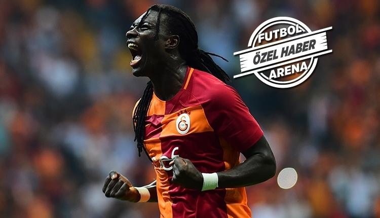Gomis, Galatasaray yönetimi ile transferi için görüştü