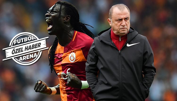 Gomis Galatasaray'dan ayrılacak mı? Fatih Terim'in isteği...