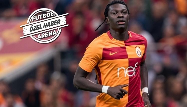 GS Transfer: Gomis, Galatasaray'dan zam istedi mi?