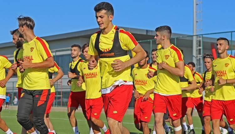 Göztepe'nin transfer planı genç oyuncular!