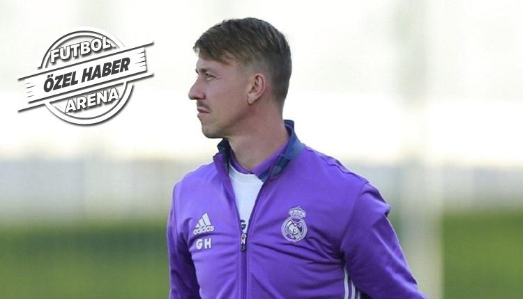 Guti, Real Madrid'e yardımcı hoca oldu