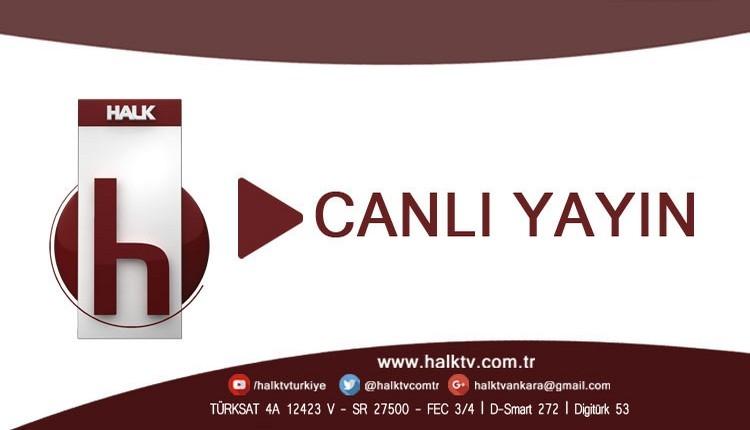 Halk TV canlı izle! Halk TV Muharrem İnce Maltepe mitingi CANLI İZLE