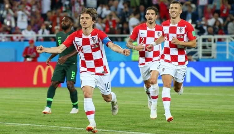 Hırvatistan 2-0 Nijerya maçın özeti ve golleri