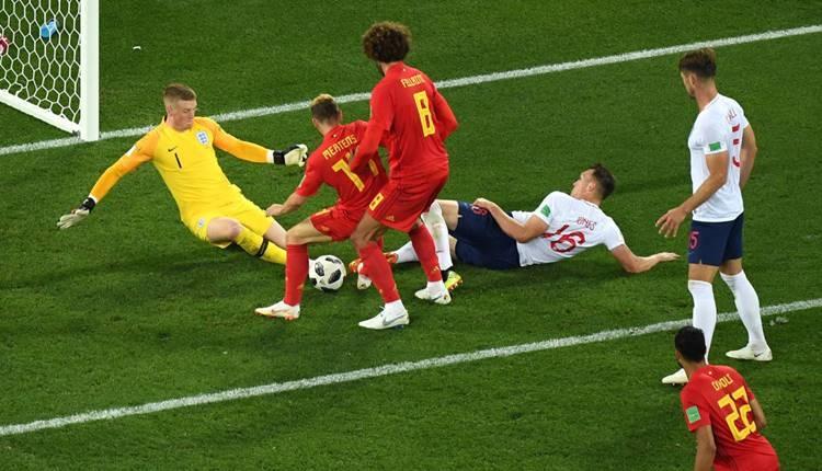 İngiltere - Belçika maçı hikayesi: 'Ne yaptın Januzaj!'